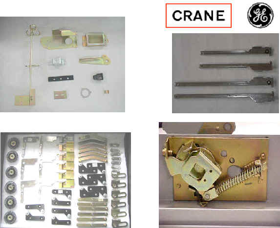 Metal Stamping Parts Supplied to Crane Co. and GE. Feida is a big supply base of Crane Co..